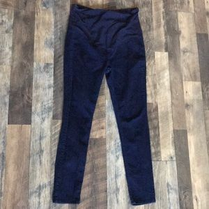 H&M skinny maternity jeans dark wash